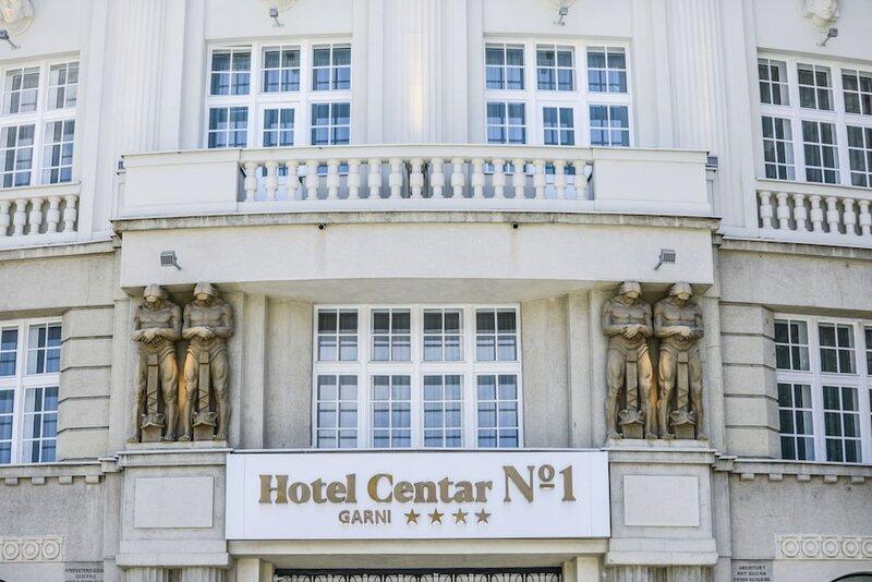 Отель Centar No. 1 Belgrade