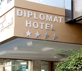 Hotel Diplomat Tunis