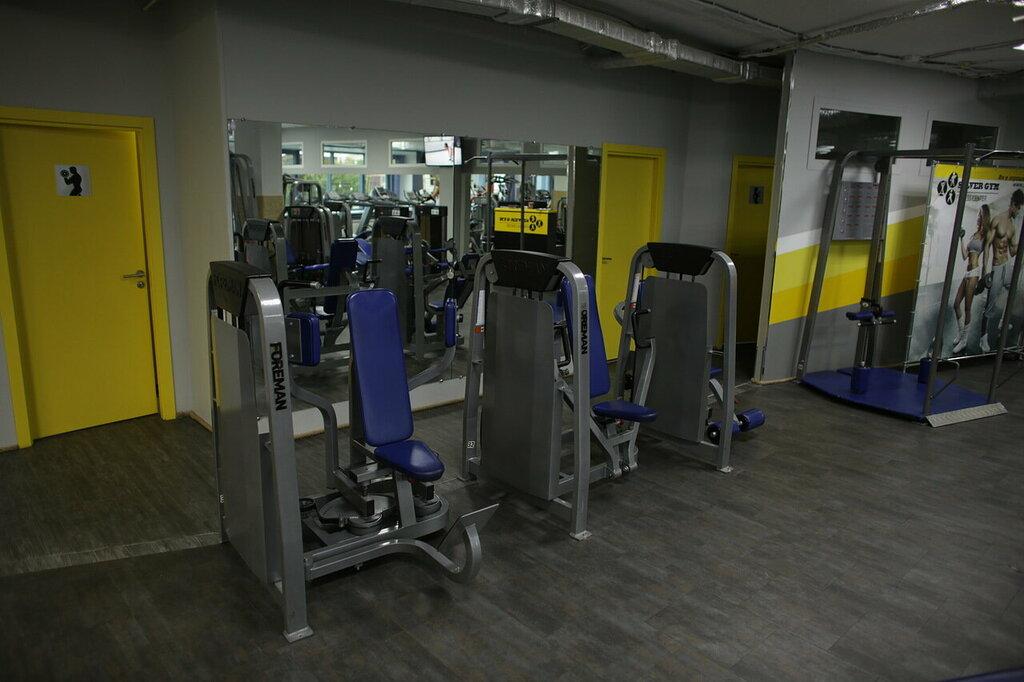 фитнес-клуб — Silver Gym — Одинцово, фото №8