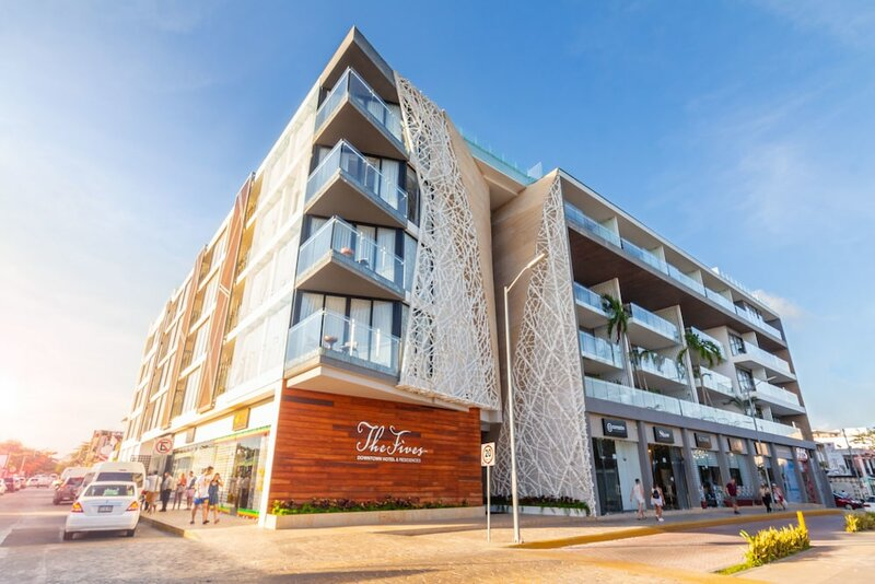 The Fives Downtown Hotel & Residences - All Senses Inclusive