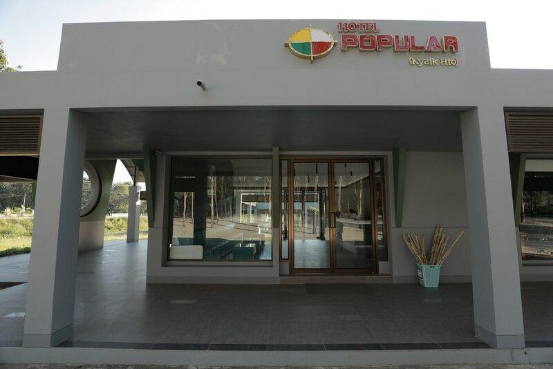 Golden Rock Hotel