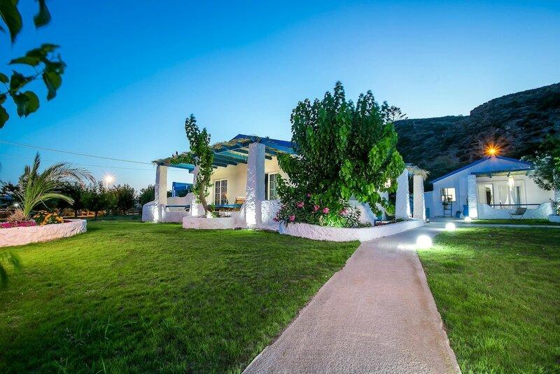 Вилла Faliraki Blue Villas