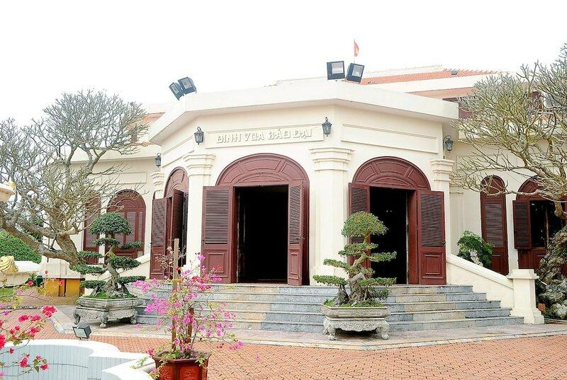 Do Son Villa - Villa of Bao Dai King