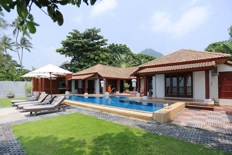 Pao Jin Poon Pool Villa