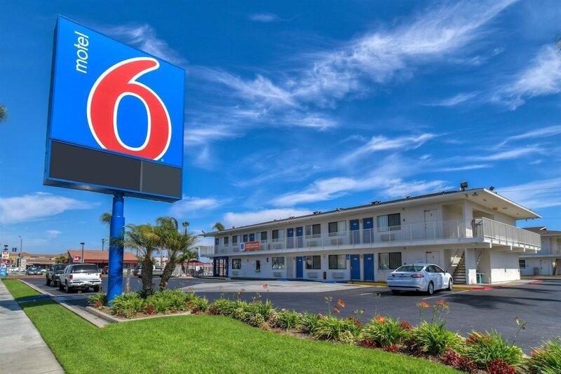 Motel 6 Stanton, Ca