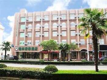 GreenTree Inn Nantong Tongzhou District Government East Bihua Road Business Hotel