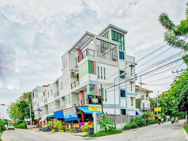 Апарт-Отель Thai Orange Magic