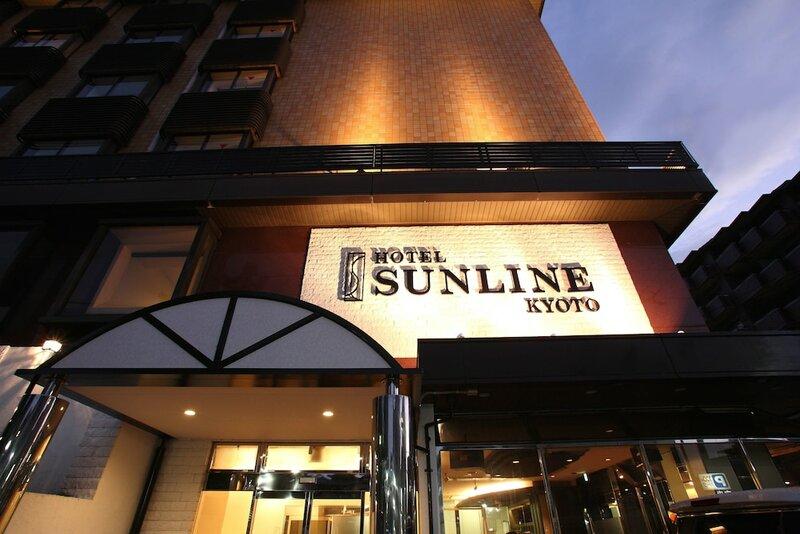 Hotel Sunline Kyoto Gion Shijyo