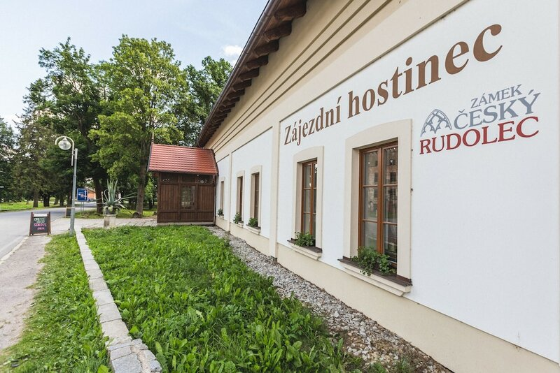 Zájezdní hostinec zámek Český Rudolec