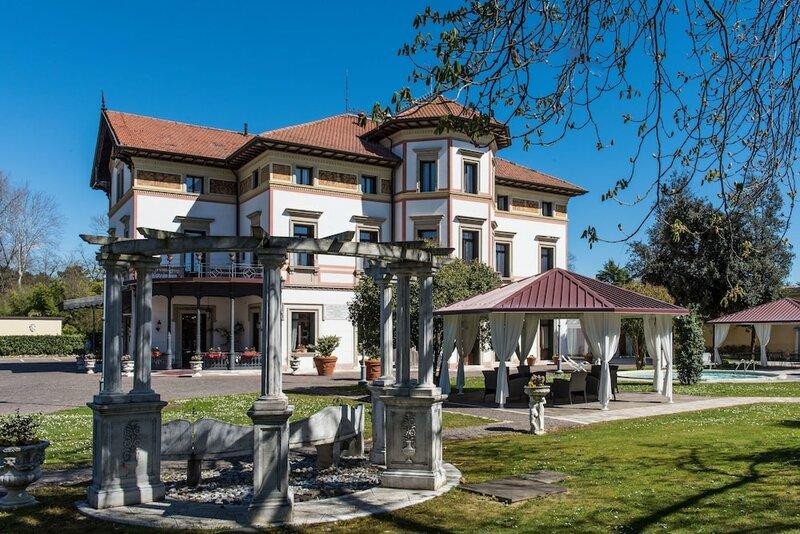 Отель Villa Stucky