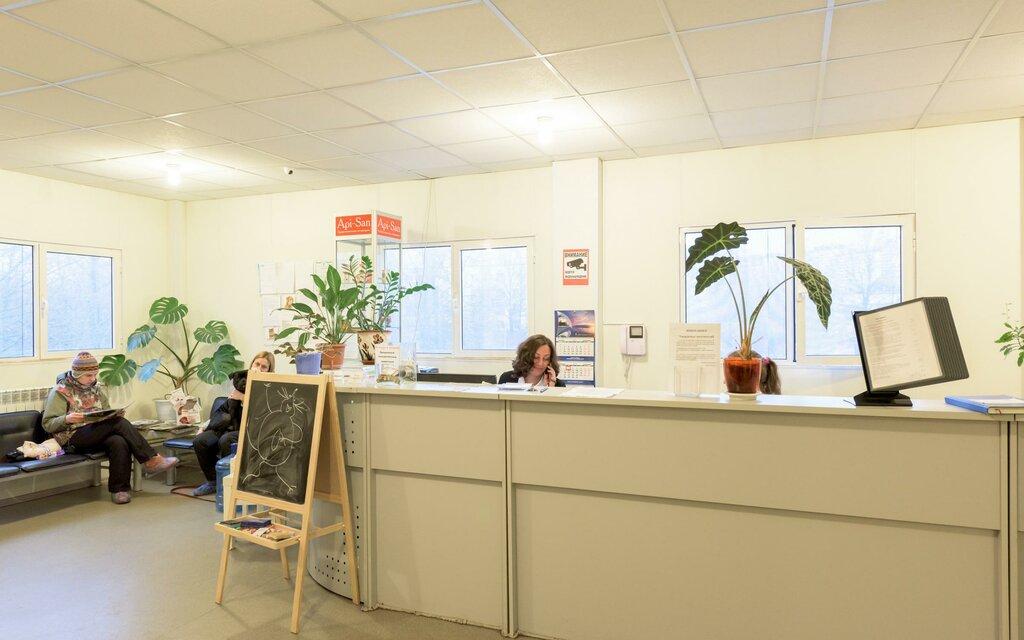 ветеринарная клиника — Ветеринарная клиника онкологии доктора Сотникова — Санкт-Петербург, фото №1