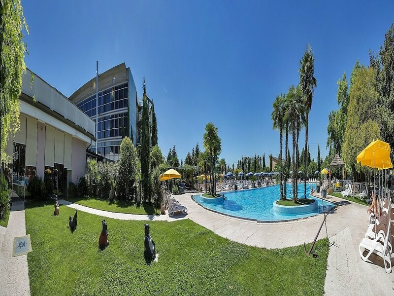Hotel Antares - Sport Beauty & Wellness