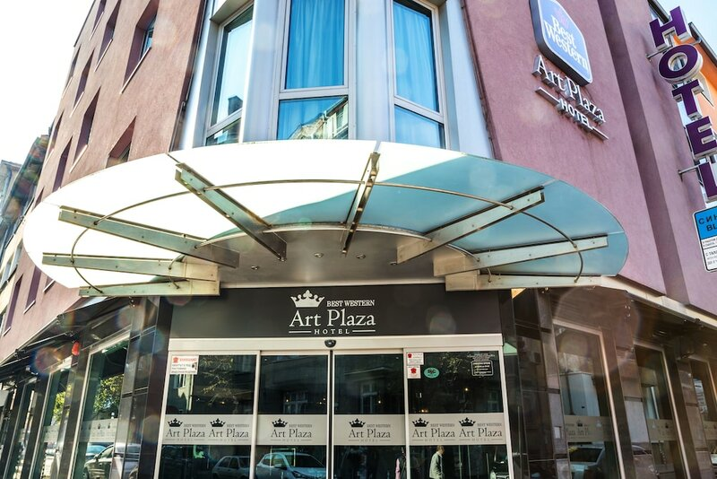 Best Western Art Plaza Hotel
