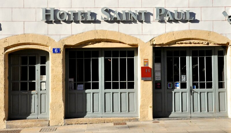 Hôtel Saint Paul Lyon