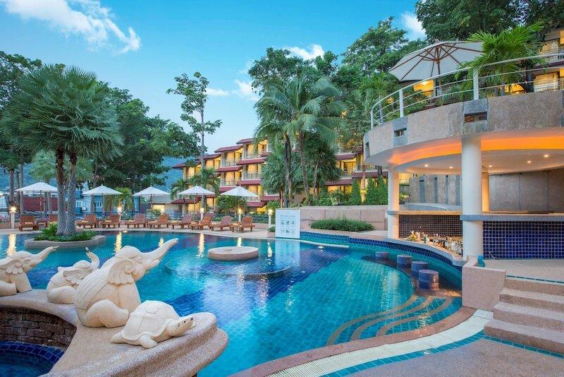Отель Chanalai Flora Resort