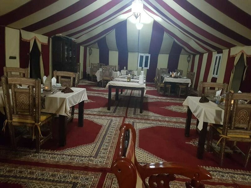 Dunes Luxury Camp Erg Chebbi