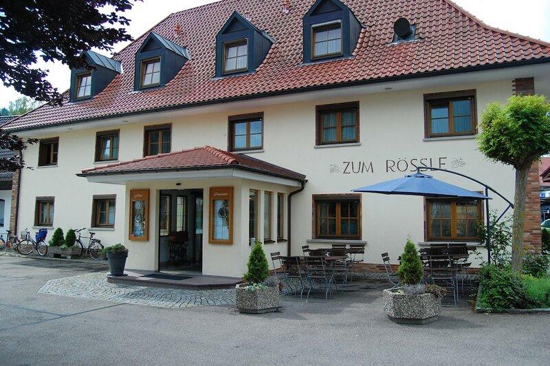 Hotel Gasthof Zum Roessle