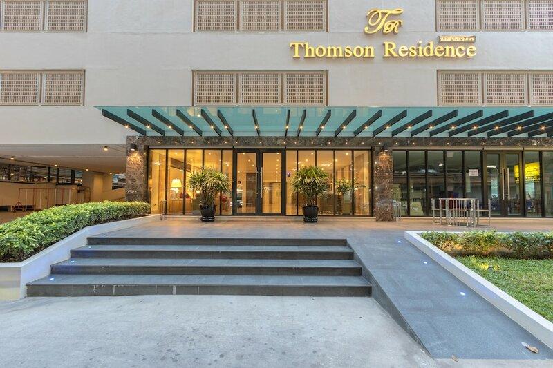 Thomson Hotel Huamark
