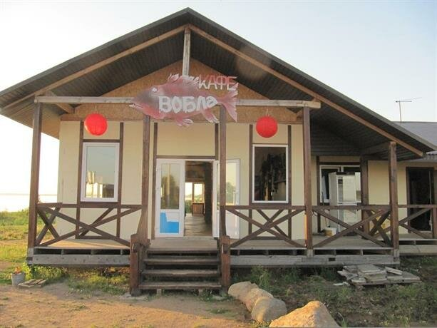 Спортивно-рыболовная база отдыха Здешево
