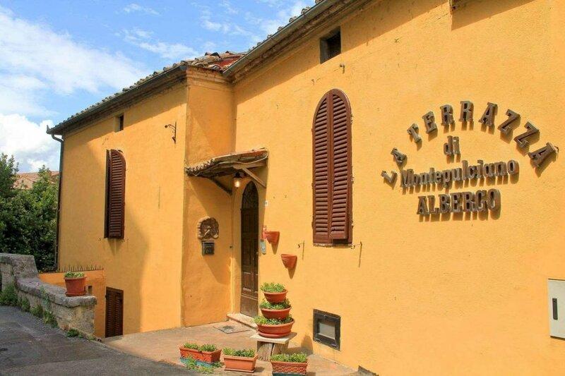 Hotel La Terrazza di Montepulciano