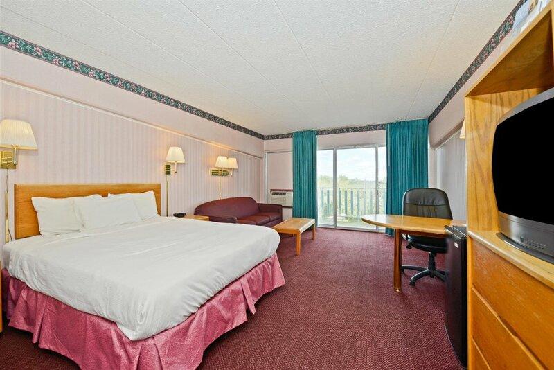 Americas Best Value Inn And Suites Benton Harbor