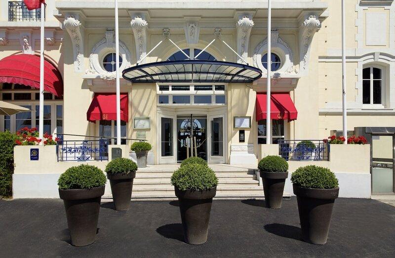 Le Grand Hotel Cabourg