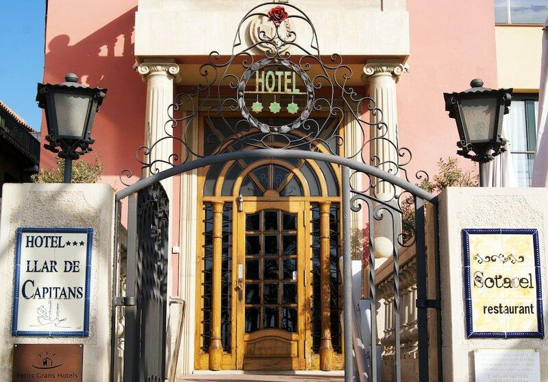 Отель Llar de Capitans