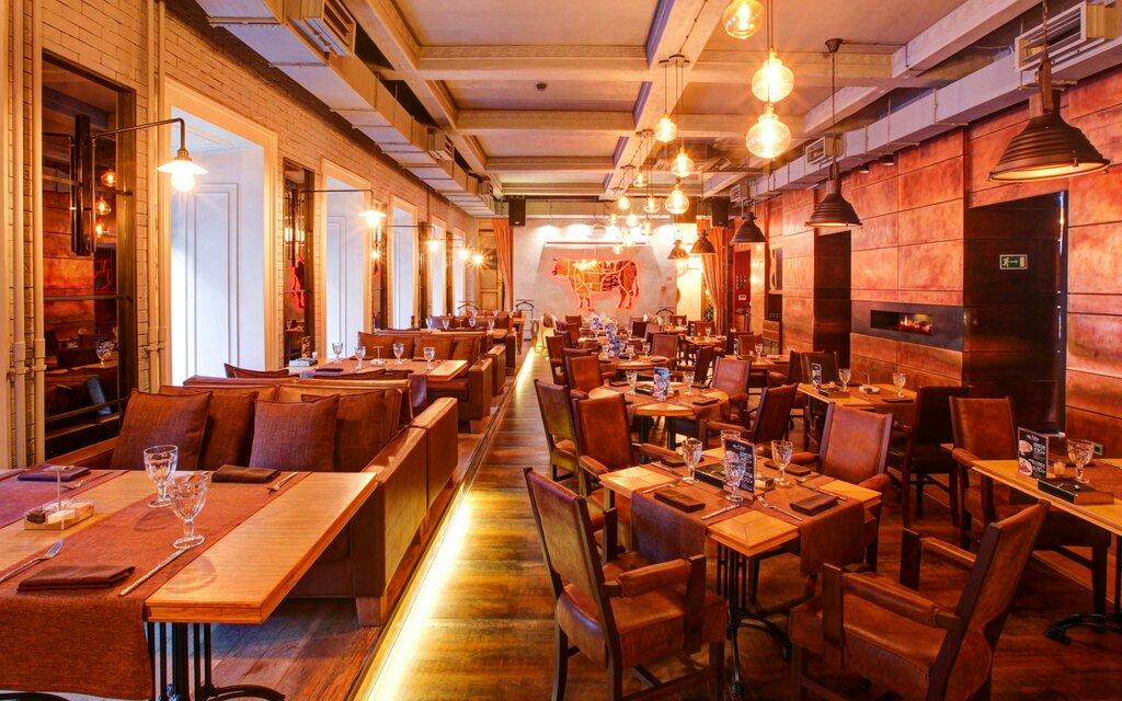 ресторан — Ресторан Мясо & Рыба — Москва, фото №5
