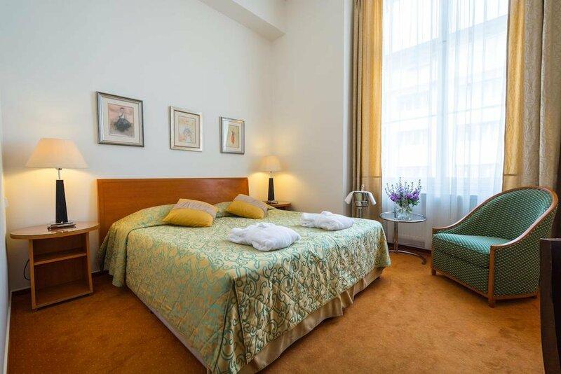 Отель Beseda Prague