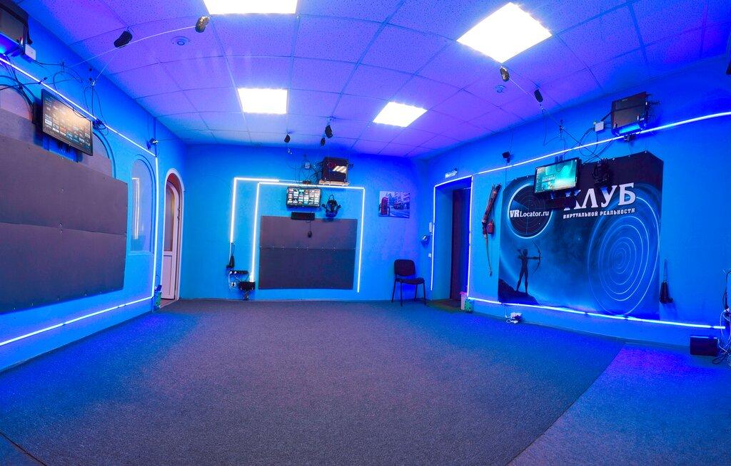 клуб виртуальной реальности — VRLocator.ru — Санкт-Петербург, фото №1