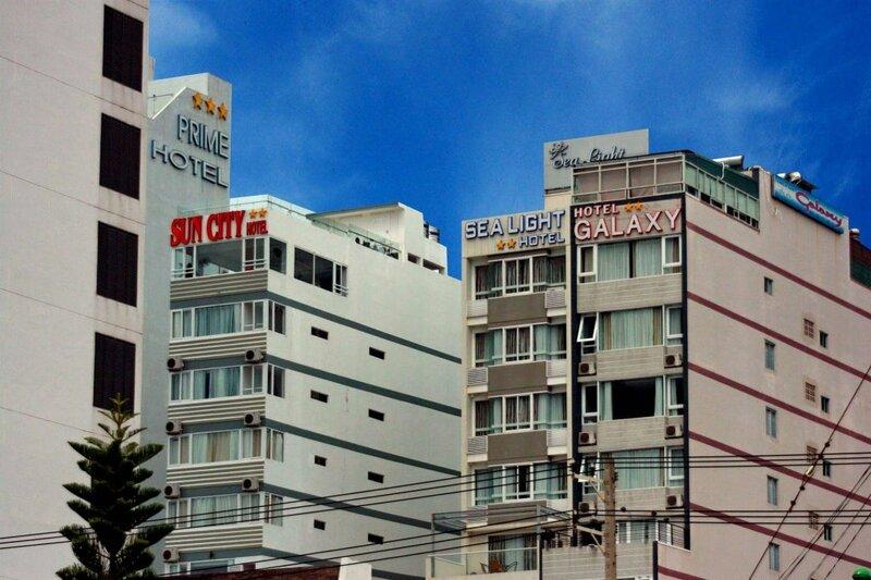 Ngan Ha - Galaxy Hotel