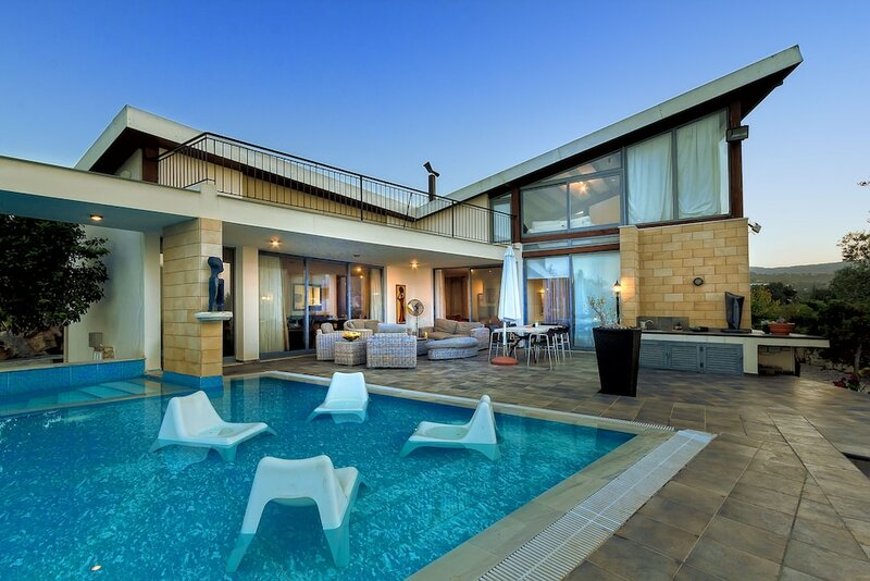 Villa Nasia Large Private Pool Sea Views A C Wifi - 3440