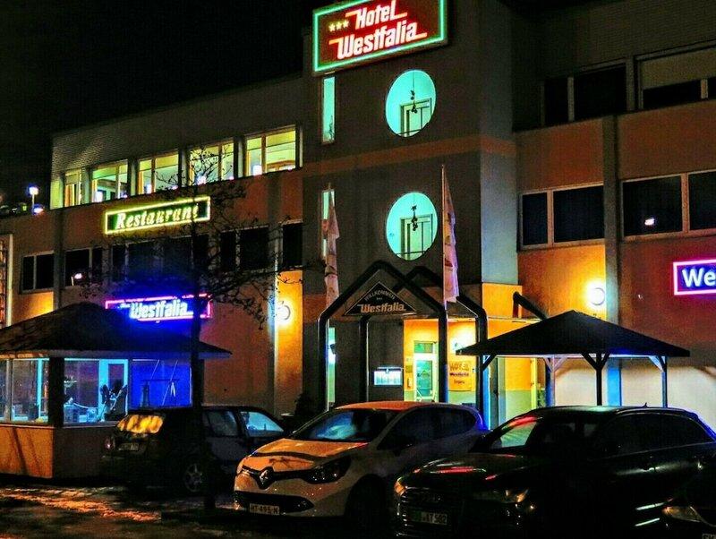 Stadt-gut-Hotel Westfalia