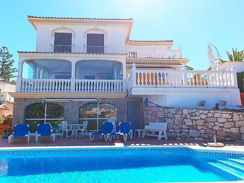 Villa Codona La Cala de Mijas- private villa with heated pool only few minutes driving between Marbella and Fuengirola