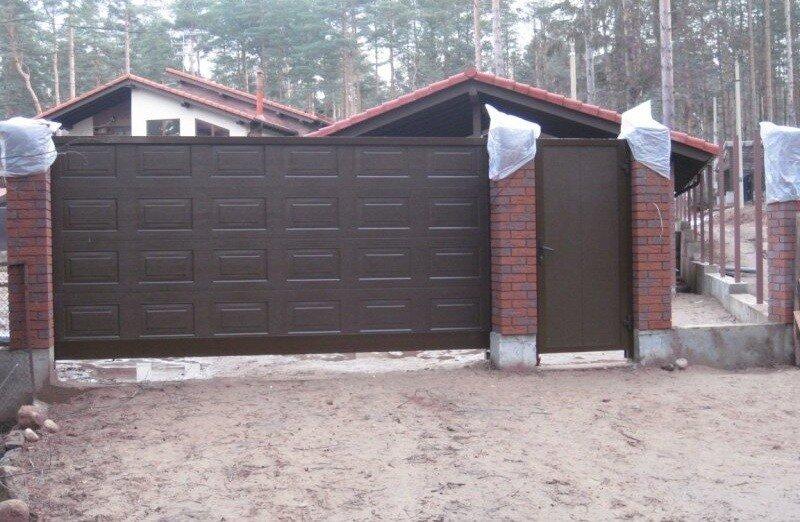 автоматичні двері та ворота — Мир Ворот СПб — Санкт-Петербург, фото №8