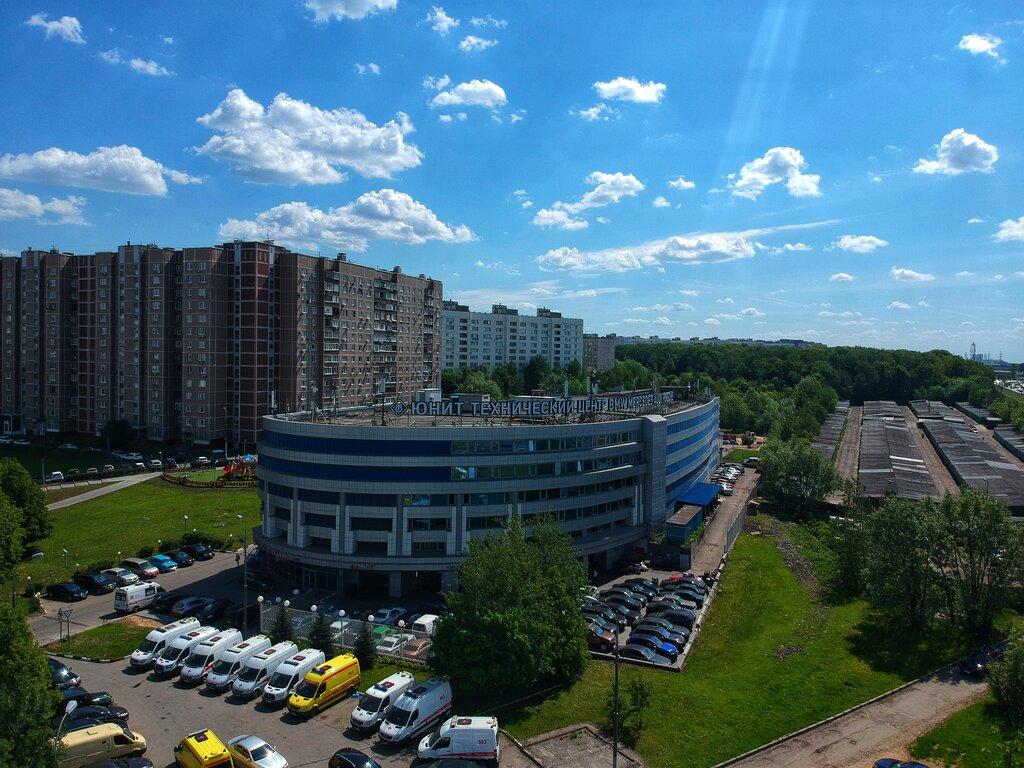 автосервис, автотехцентр — Юнит Юго-Запад — Москва, фото №2