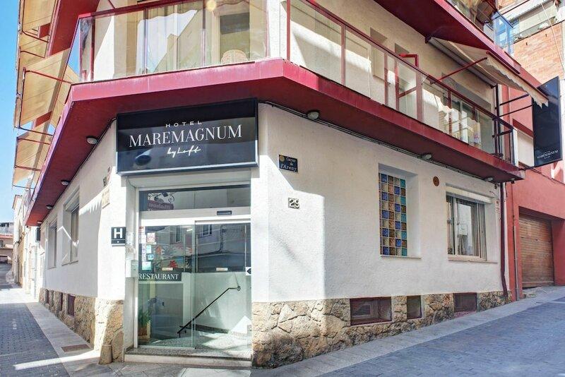 Отель Maremagnum by Loft