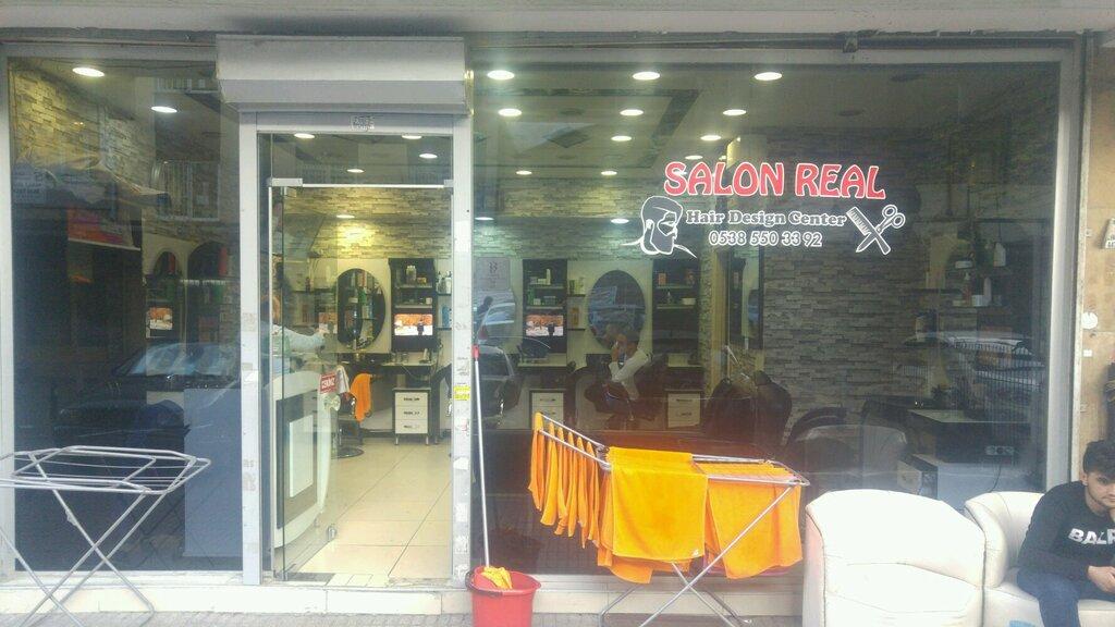 berberler — Real Hair Design Center — Bakırköy, foto №%ccount%