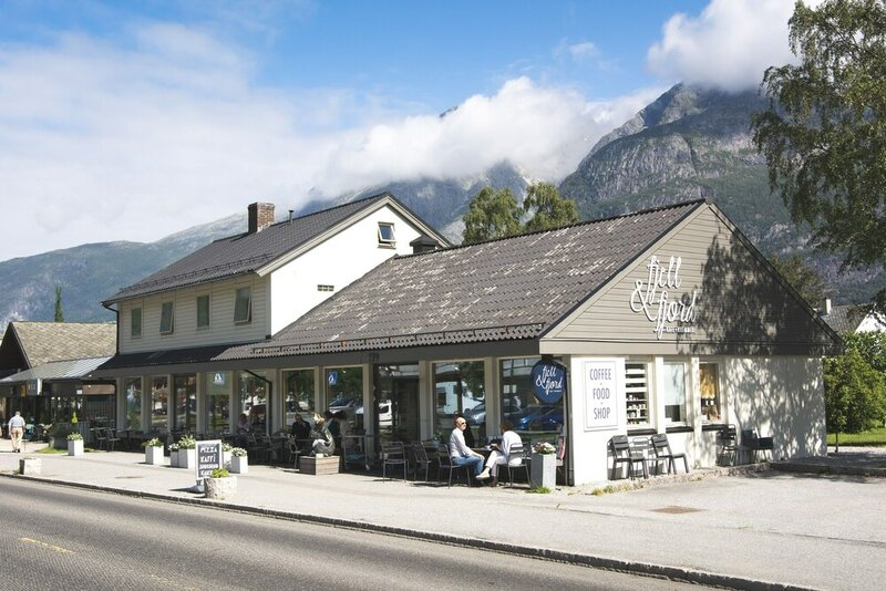 Eidfjord Fjell And Fjord Hotel