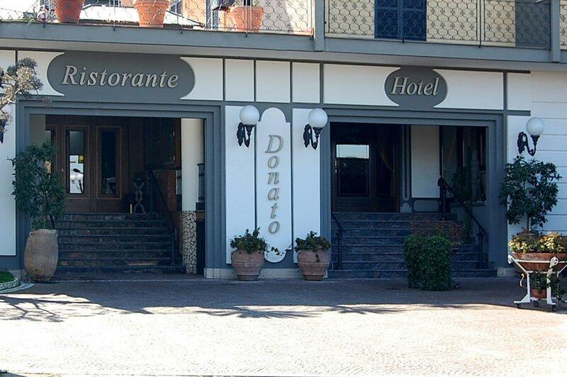 Отель Ristorante Donato