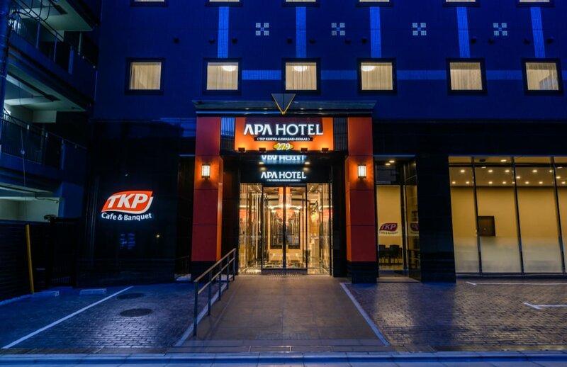 Apa Hotel Tkp Keikyu Kawasaki Ekimae