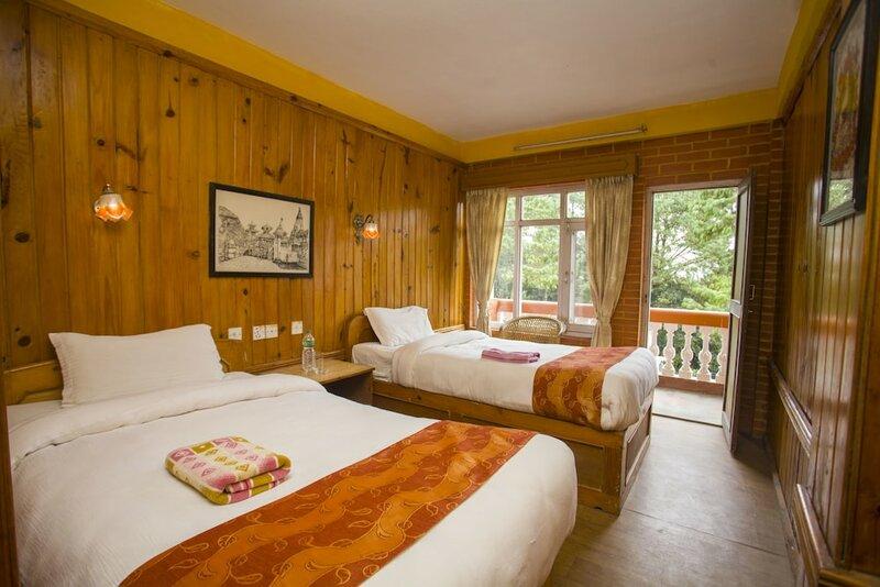 Langtang View Nagarkot Bed & Breakfast