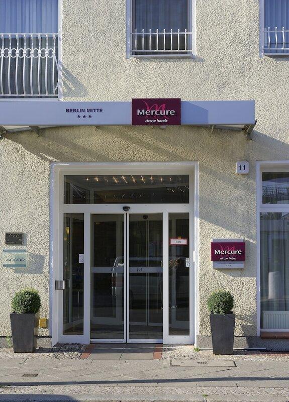 Mercure Hotel Berlin Mitte