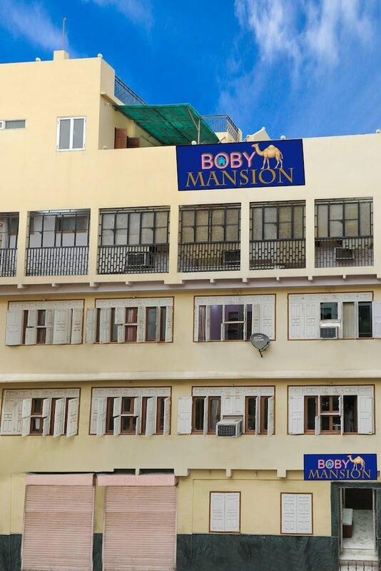 Boby Mansion