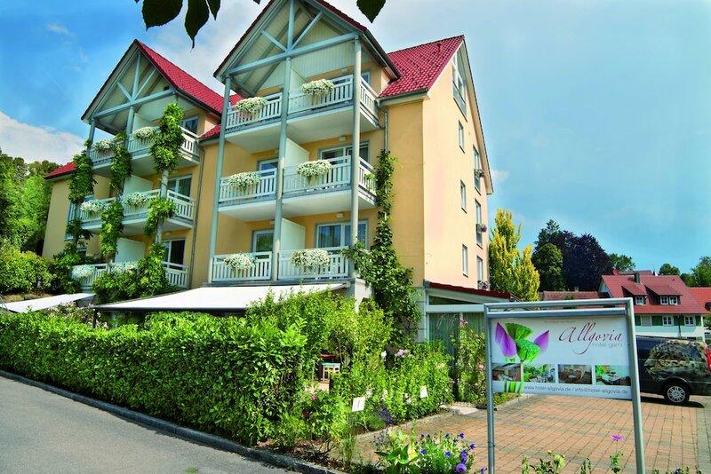 Allgovia Hotel garni