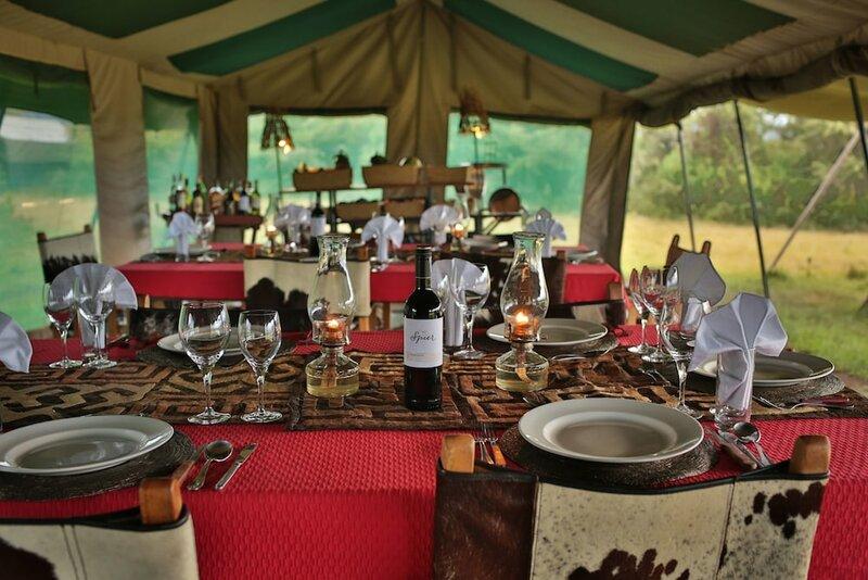 Pakulala Safari Camp - East Africa Camps