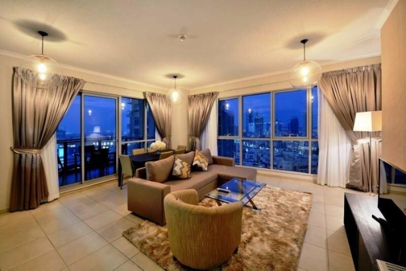 Vacation Bay Watch Dubai Fountain and Burj Khalifa