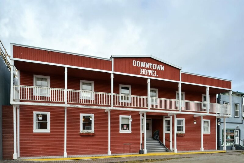 Canadas Best Value Inn Downtown Hotel Dawson City