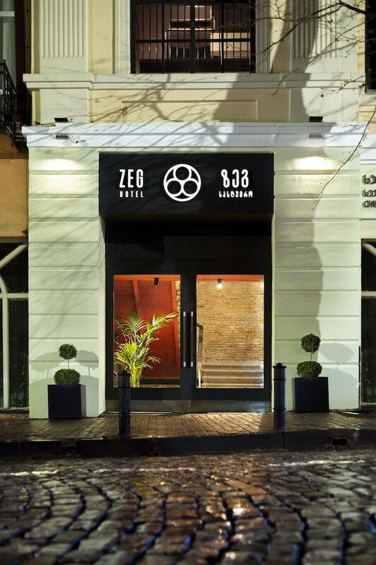 Отель Zeg
