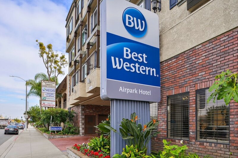 Best Western Airpark Hotel-Los Angeles Lax Airport